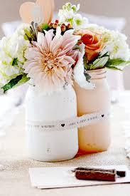 Mason Jars Wedding Centerpieces by A Pretty Pair Mason Jar Wedding Centerpiece Any 2 By Beachblues