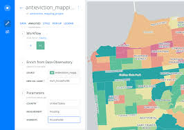 san francisco eviction map anti eviction mapping project and carto expose realities of
