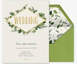 invitation for wedding wedding invitation electronic wedding invitation design