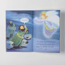 buy the story of baby jesus level 4 usborne first reading book