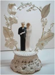 wedding cakes ideas attrcative vintage wedding cake topper bride