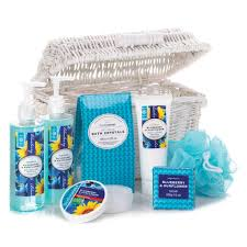 Spa Gift Baskets For Women Gift Baskets For Mom Best Bath And Body Gift Sets Spa Set