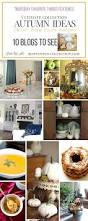 autumn home decor ideas collection fall decor blogs french country home decor party
