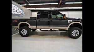2009 ford f250 lifted 2009 ford f 250 diesel lariat lifted truck for sale