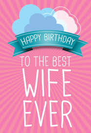 free printable birthday cards for wife greetings island