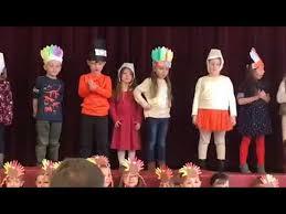 preschool thanksgiving program