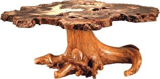 burl coffee table for sale burl wood coffee table with stump base by dutchcrafters amish