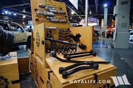 jeep mopar parts wrangler 2015 sema mopar jeep parts display