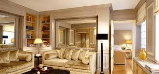 Paris Hotel Boutique Hotel Rooms In Paris Castille Paris - Family room paris hotel
