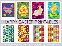 easter free printables art u0026 craft projects for kids the