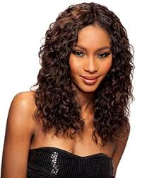 wet and wavy sew in hair care amazon com saga 100 human hair indian remy wet wavy loose