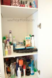 how to organize bathroom cabinets how to organize bathroom cabinet