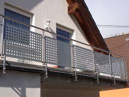 balkon lochblech artikel im blauzaun24 shop bei ebay