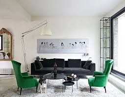 Green Chairs For Living Room Tuesday Mix Go Green Green Velvet Bright Green And Light Walls