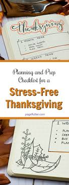 gratitude strategies for a stress free thanksgiving free