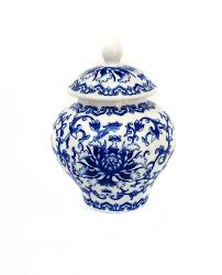 amazon com ancient chinese style blue and white porcelain tea