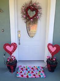 Valentine S Day Front Door Decor by Happy Valentine U0027s Day U2026 Pinteres U2026