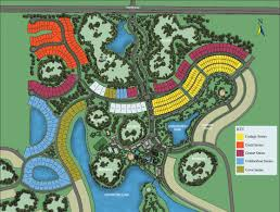 Map Venice Florida by Grand Palm Bsb Design