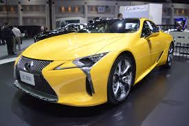 lexus 2017 lc500 lexus lc 500 showcased at 2017 thai motor expo