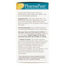pharmapure sugar blocker caplets 90 count walmart com