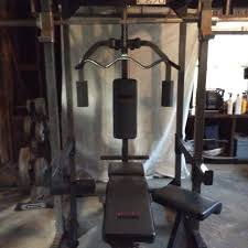 Weights And Bench Set Find More Weight Bench Set Up Weider Club C670 250 Lbs Of Weights
