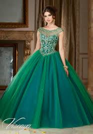 aqua green quinceanera dresses layered tulle quinceañera dress style 89104 morilee