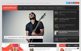 free template blogger seo responsive putra online