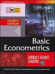 basic econometrics 4th edition buy basic econometrics 4th