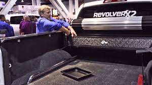 Ford F350 Truck Cover - bak revolver x2 hard rolling tonneau cover youtube