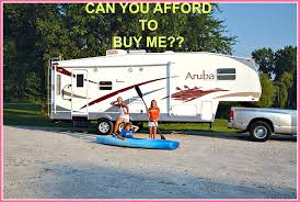 much can you afford pay for an rv axleaddict