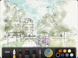 ultimate ipad guide conceptual drawing apps for architects