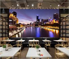 compare prices on wall murals city online shopping buy low price 3d wallpaper room picture city night sunset home decor painting custom mural photo 3d wall murals