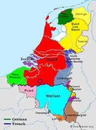 belgium language map language maps database that humanities class
