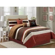 Rust Comforter Set Orange Comforters Sears