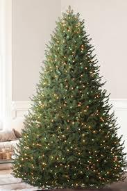 kennedy fir narrow tree artificial unlit
