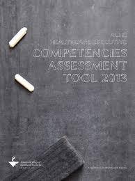 competencies assessment tools 2013 booklet