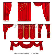 Velvet Home Theater Curtains Stage Curtain Stock Images Royalty Free Images U0026 Vectors