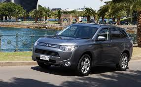subaru outlander 2014 mitsubishi outlander next gen suv on sale in november photos 1