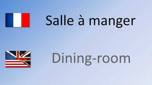 dining room in french how to say pronounce dining room in french salle à manger