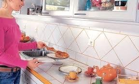 carrelage pour plan de travail de cuisine quel carrelage pour plan de travail cuisine idées décoration