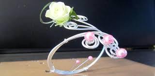 Bracelet Fleur Mariage Votre Fleuriste à La Fleur D U0027art Artistes Fleuristes