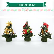 small artificial christmas trees aliexpress buy 2017 mini artificial christmas tree indoors