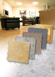 New Basement Floor - basement remodeling u0026 finishing products in buffalo amherst