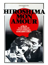 Hiroshima Mon Amour - foreign film week remembering forgetting and breaking through in