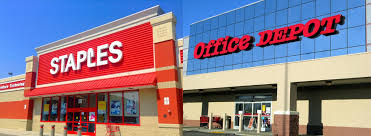 Office Depot Staples And Office Depot Circling Each Other Again With Merger In