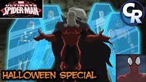 marvel u0027s ultimate spider man halloween special exclusive clip 226