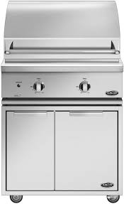 Dcs Outdoor Kitchen - dcs bgc30bqn 30 inch built in gas grill with 748 sq in cooking