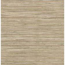 brewster 56 sq ft faux grasscloth wallpaper 145 62622 the home