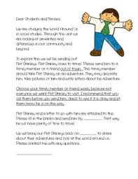 22 best flat stanley images on pinterest flat stanley daily 5
