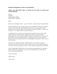 Resignation Letter Example How To Write A Letter Of Resignation Due To Retirement